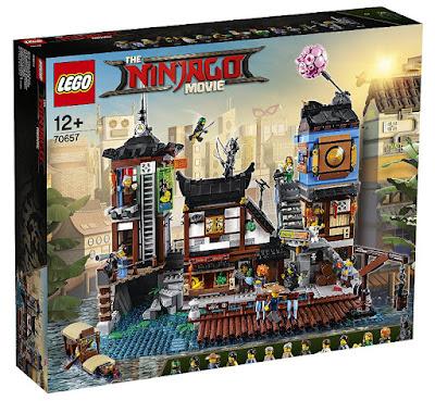 TOYS - LEGO Ninjago 70657 Muelles de la ciudad de Ninjago  COMPRAR ESTE JUGUETE
