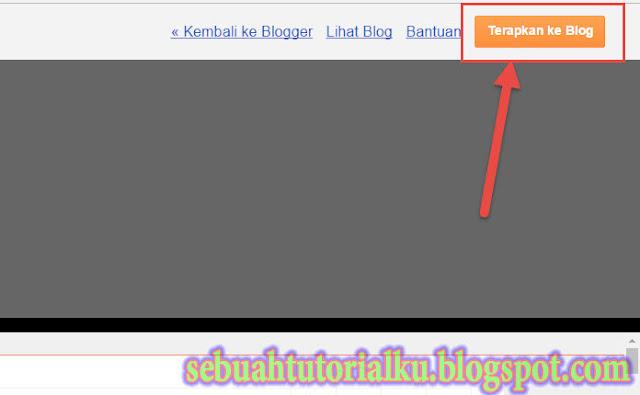 Cara Merubah Ukuran Font Pada Artikel Blog
