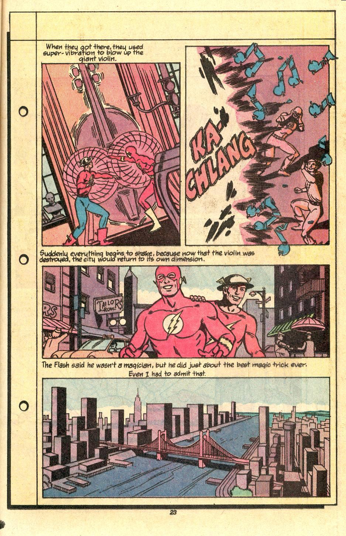 Read online Secret Origins (1986) comic -  Issue #50 - 25