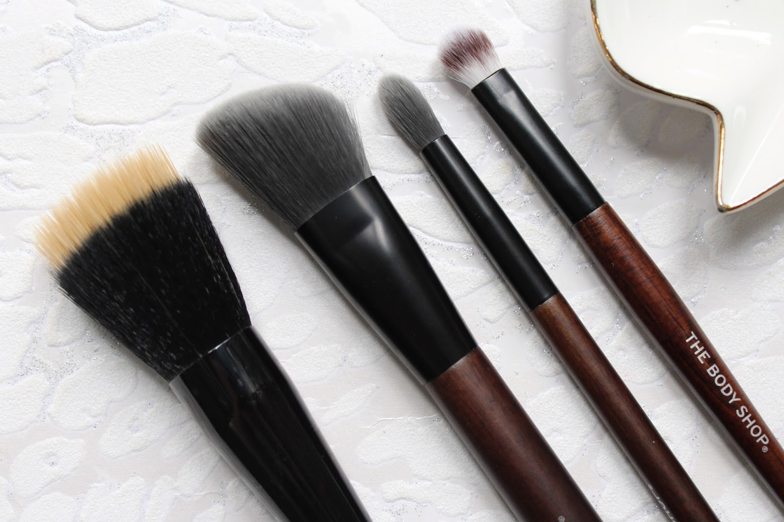 The Body Shop Makeup Brushes