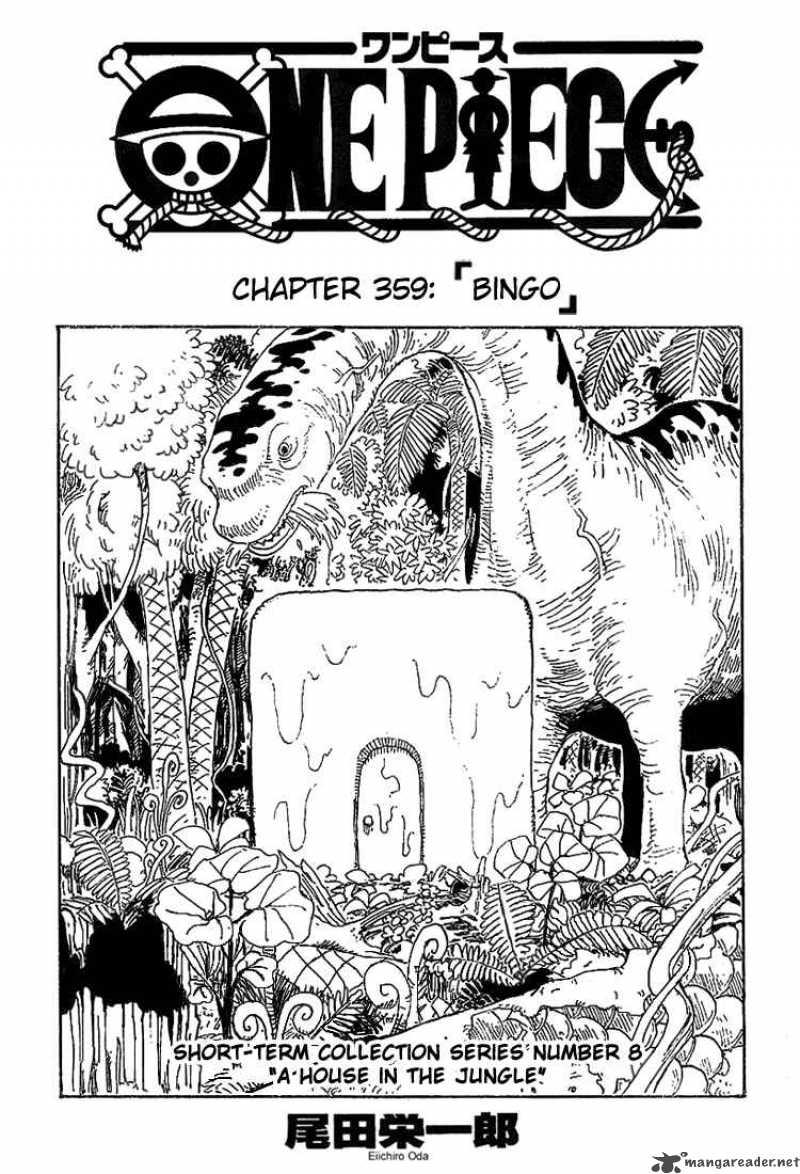 One Piece Ch  359