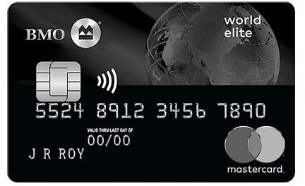 In The Middle Of March 2010 Bmo Came Out With A New Mastercard Offering To Compete Visa Infinite Cards Issued By Other Banks Canada