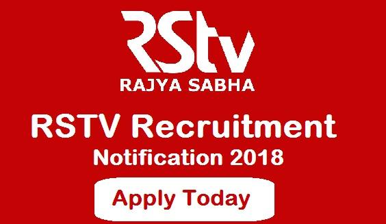 RSTV Recruitment 2018 for Executive Editor, Anchor, Producer Post - executive editor job description