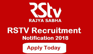 rstv recruitment 2018