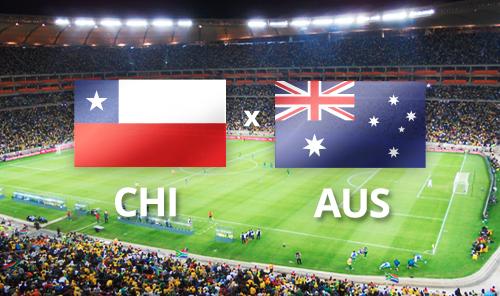 رابط مشاهدة مباراة تشيلى وأستراليا اليوم الأحد 25-6-2017 بث مباشر