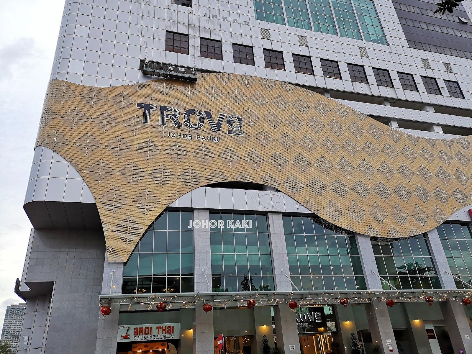 Trove Hotel Johor Bahru Near Jb Ciq Johor Kaki Travels For Food