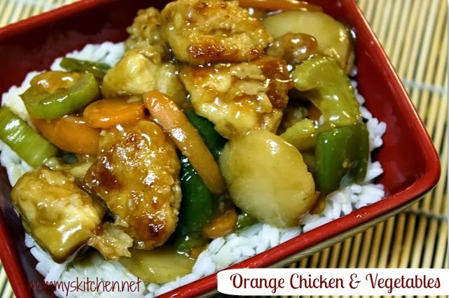 Mommys kitchen recipes from my texas kitchen orange chicken asian korean and chinese cuisine are my favorite dishes when my husband and i go out for dinner and he asks me what i want to eat chinese food is always forumfinder Images