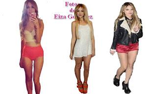 sexy actriz mexicana Eiza Gonzalez