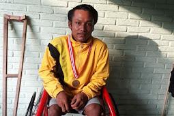 Mukhti Penyandang Disabilitas Berprestasi NTB