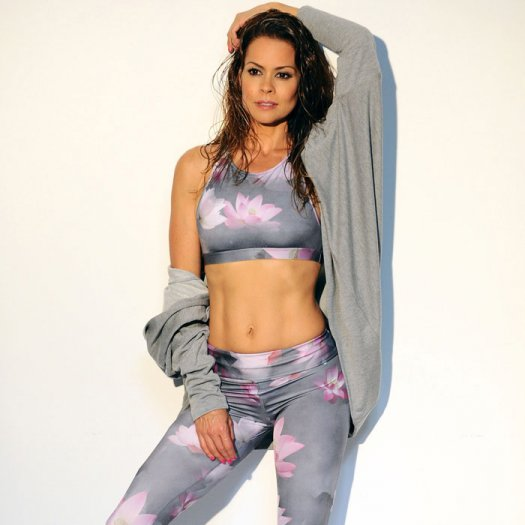 Celebrity Celebrity Fashion Celebrity Fitness Celebrity Moms Celebrity Photos Celebrity Weight Loss  The Best Celebrity Fitness Lines of 2016