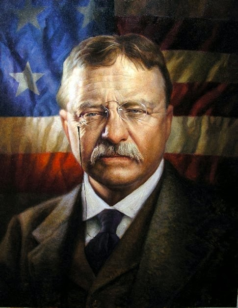 Carroll Bryant: Theodore Roosevelt: The Presidents