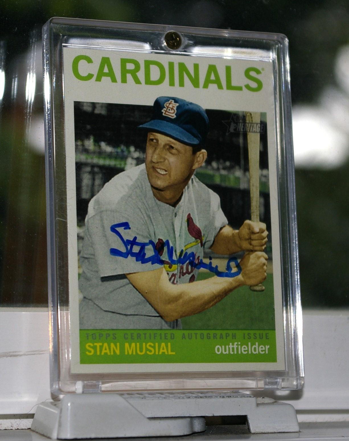 Stan Musial (1920 - 2013)