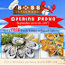 Free Fresh Talaba or Baked Tahong with minimum Purchase of P500 at Boss Seafoods