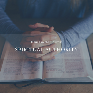 Spiritual Authority: Is there a line?