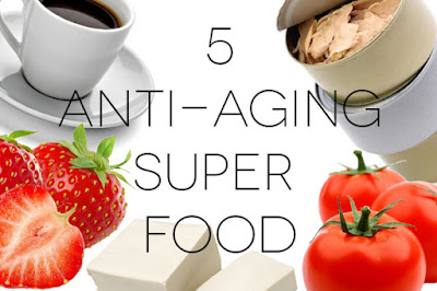 Foods for Anti Aging Skin