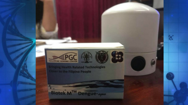 Pinoy scientists invent apparatus that can detect dengue in an hour