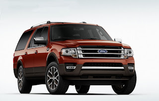 Ford Expedition EL/Max Dimensions