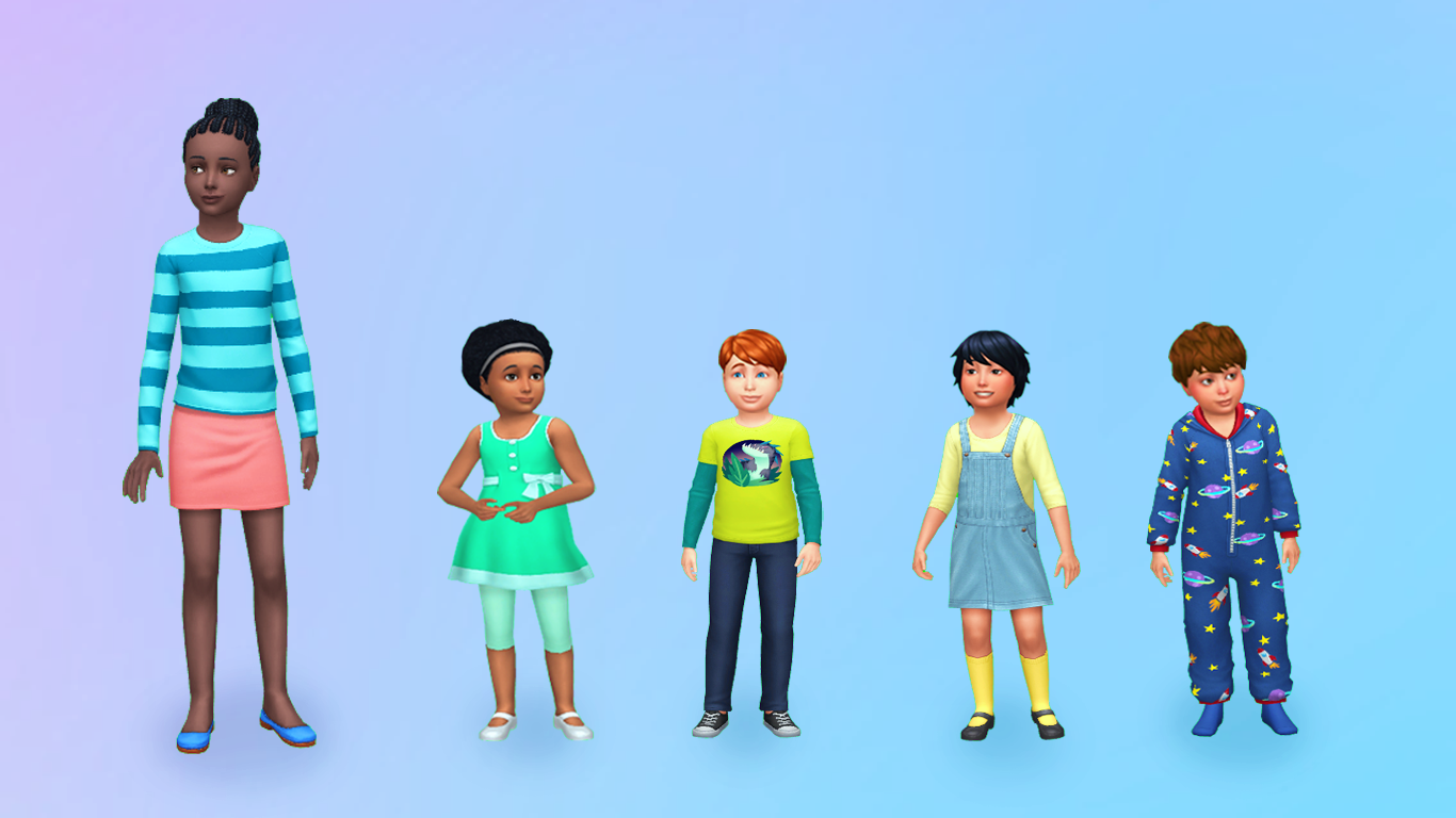 Images Of Cute Babies For Facebook Profile Tigerlily's Sims 4: Ap...