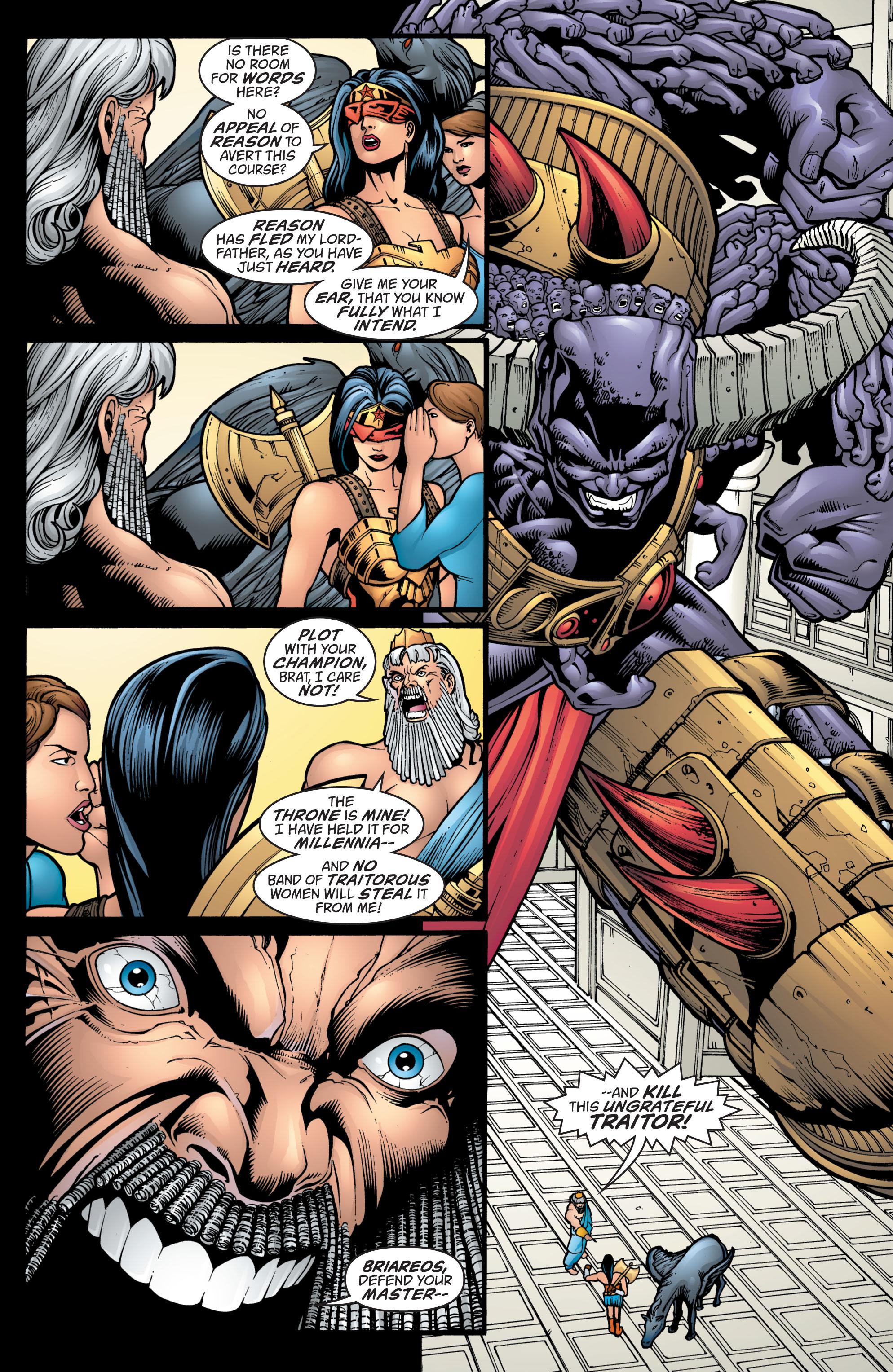 Read online Wonder Woman (1987) comic -  Issue #213 - 4