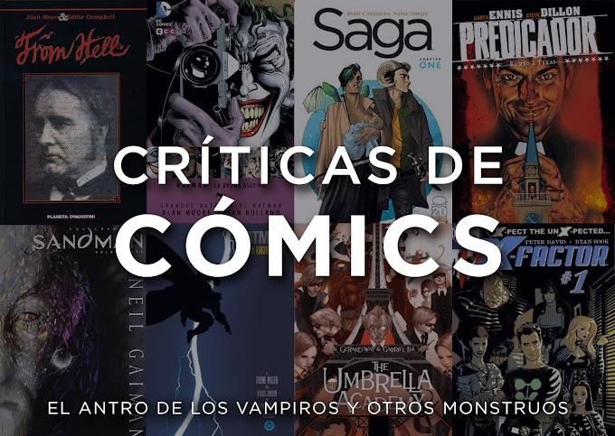 Índice maestro de críticas de cómics