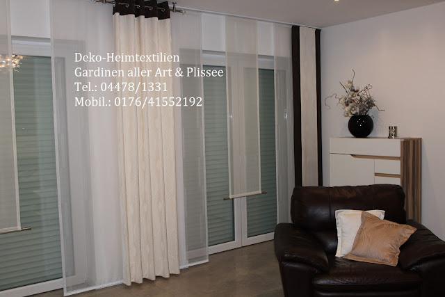 Emejing gardinen f r wohnzimmer pictures ridgewayng - Vorhang ideen fa r wohnzimmer ...
