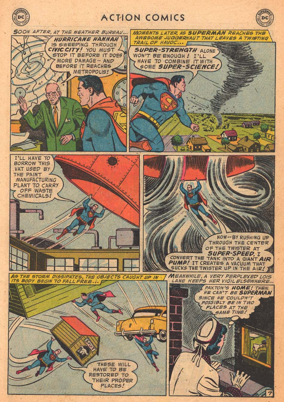 Action Comics (1938) 213 Page 8