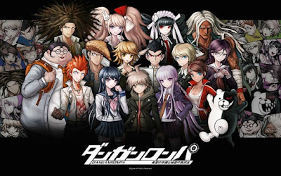Danganronpa: The Animation (480p) Batch Sub Indo