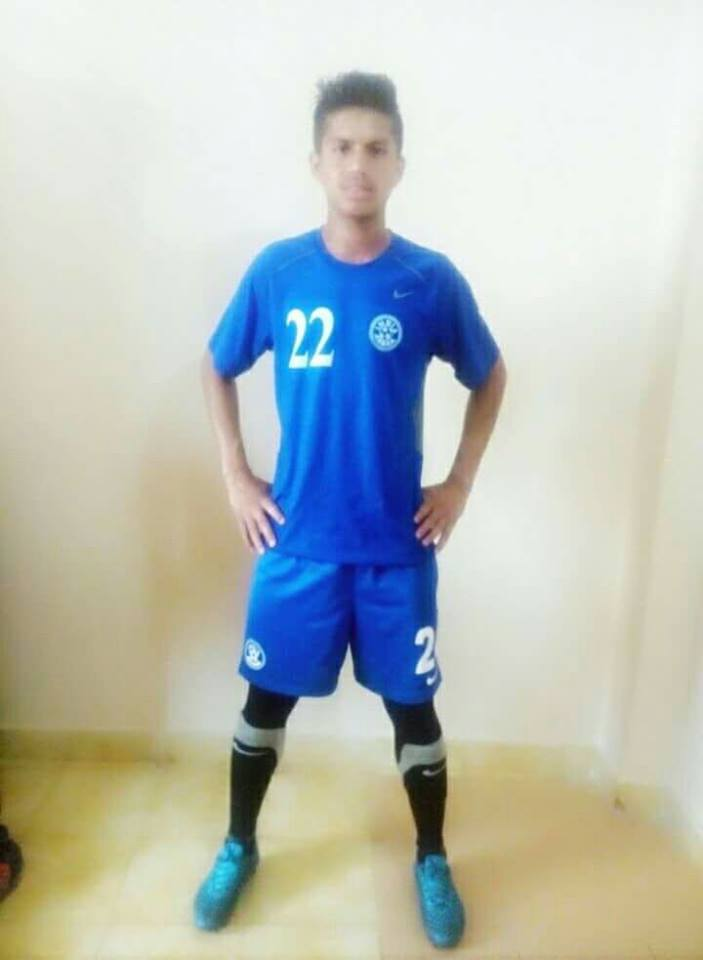 Gorkha youth selected for Indian National football team
