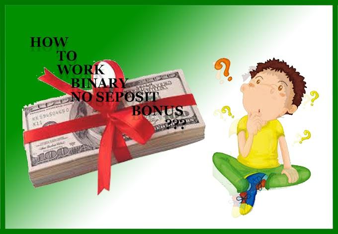Binary No Deposit Bonus | Article about Binary No Deposit Bonus
