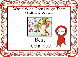 Best Technique Winner Sept.´18