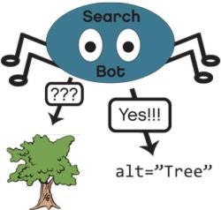 الصور سمة ALT