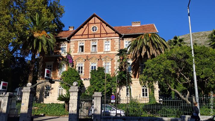 Красивый дом, Дубровник