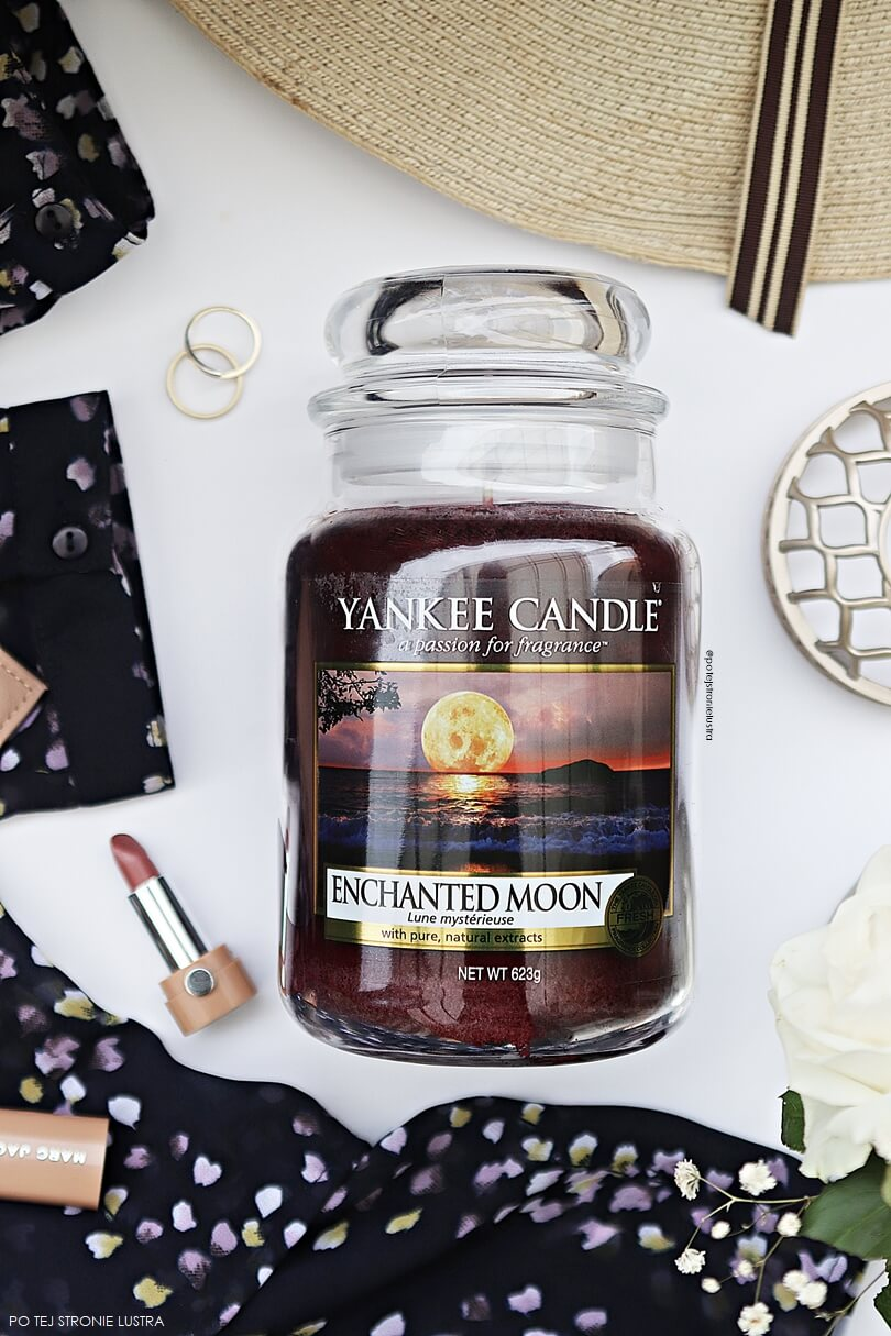enchanted moon yankee candle