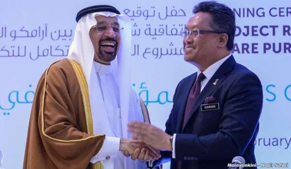 Pelaburan Saudi ARAMCO: Parti Amanah Negara (PAN) Berperangai Suka Mengeluarkan Kenyataan Tidak Berfaedah Dan Mencari Publisiti Murahan