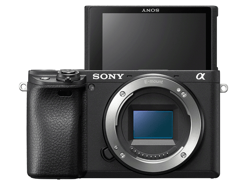 Sony announces the a6400 mid-range APS-C mirrorless camera!