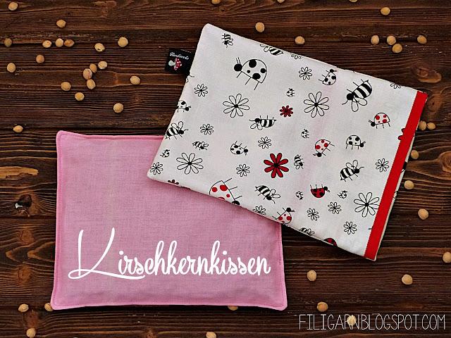 filigarn.blogspot.com - {genähtes} - Kirschkernkissen mit Mutschekiepchen