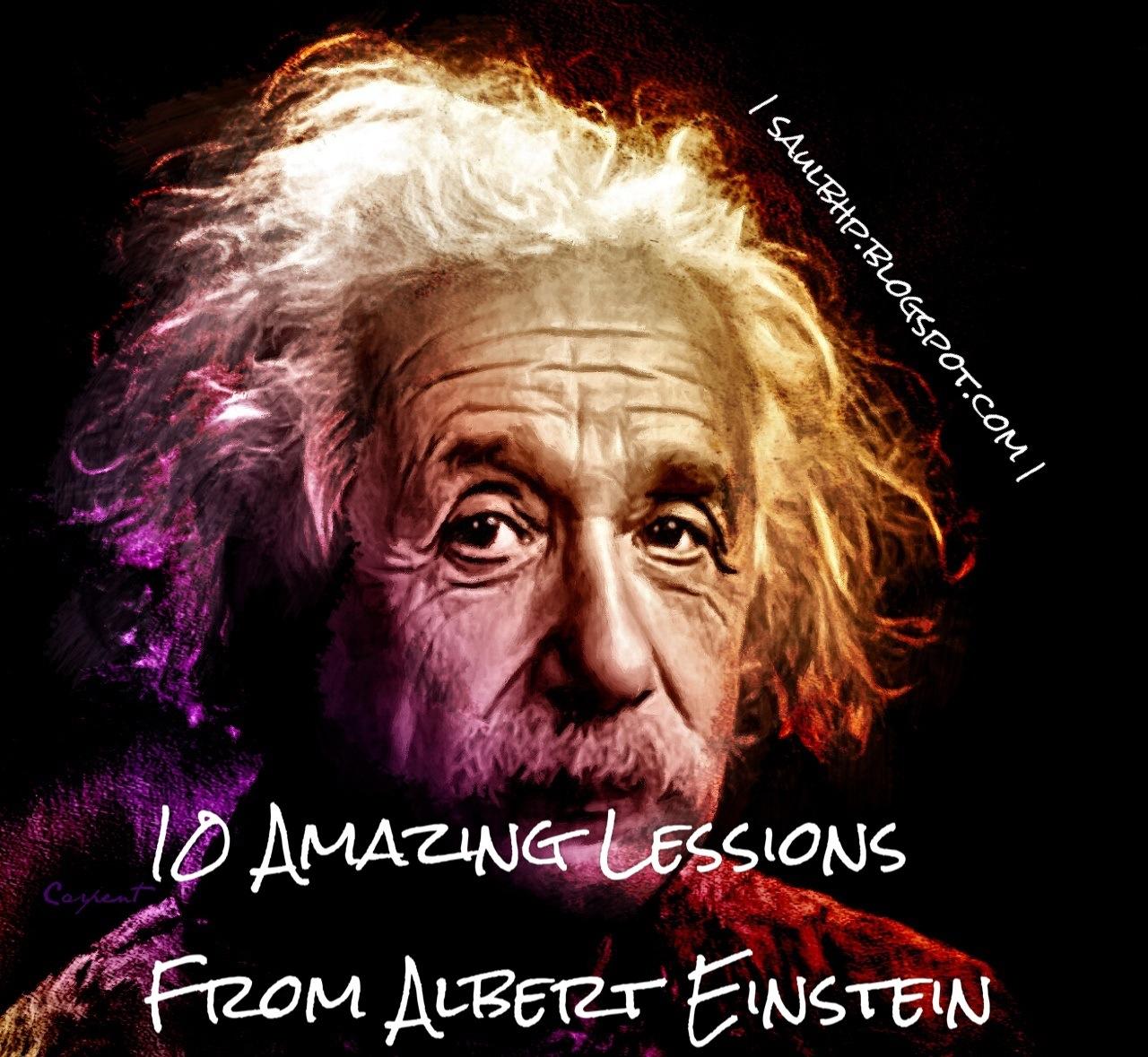 Albert Einstein Mind Quotes: Blog Of Saúl Acevedo: Motivational Moment: 10 Amazing