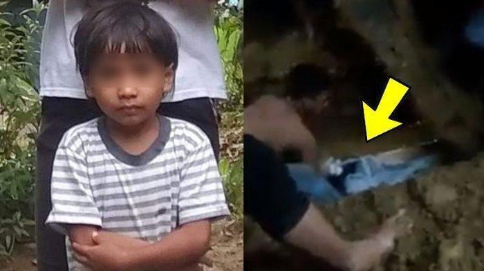 Videonya Viral, Jewnazah Bocah di Ambon Teriak dari dalam Kubur Saat Dimakamkan
