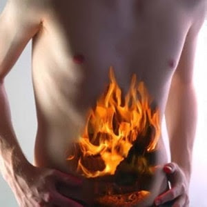 Some people have increased secretion of gastric acid, which is accompanied by abdominal pain and inevitable heartburn.