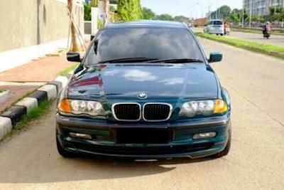 Eksterior BMW E46 Prefacelift