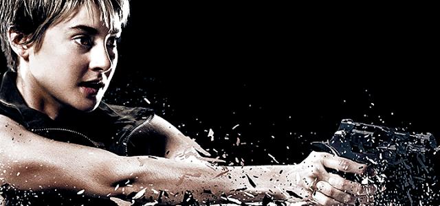 Shailene Woodley tem um pesadelo no primeiro teaser trailer da sequência A Série Divergente: Insurgente