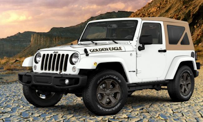 Official Jeep Pays Homage To Daisy Duke and the Dukes of Hazzard On 2018 Golden Eagle Wrangler
