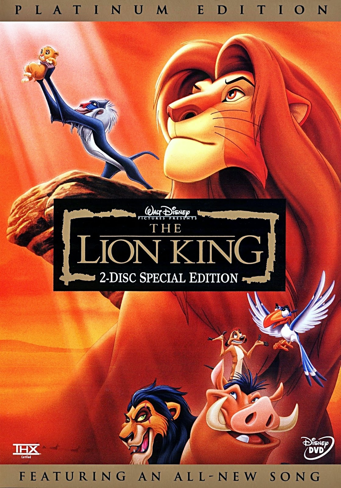 Watch The Lion King (1994) Online For Free Full Movie English Stream