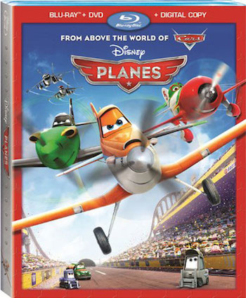 Planes 2013 Dual Audio BluRay Download