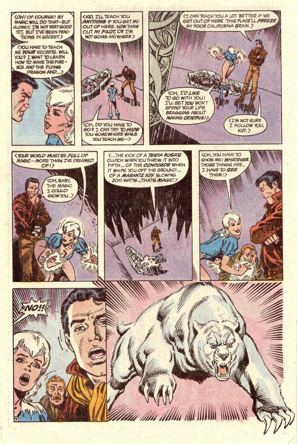 Read online Secret Origins (1986) comic -  Issue #33 - 40