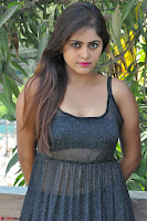 Pragya Nayan New Fresh Telugu Actress Stunning Transparent Black Deep neck Dress ~  Exclusive Galleries 026.jpg