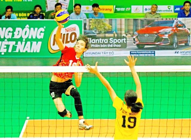 Bích Tuyền bất ngờ xin nghỉ thi đấu với Truyền hình Vĩnh Long