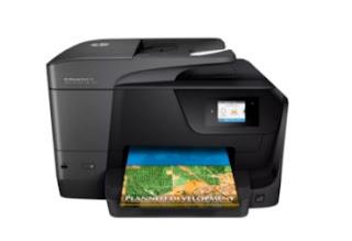 HP Officejet Pro 8710 mise à jour pilotes imprimante