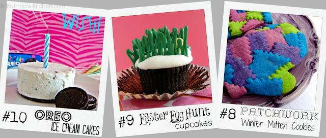Top 10 #Recipes of 2012 inkatrinaskitchen.com @katrinaskitchen