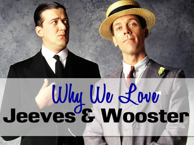 Know Your Show: Jeeves and Wooster #AtoZChallenge